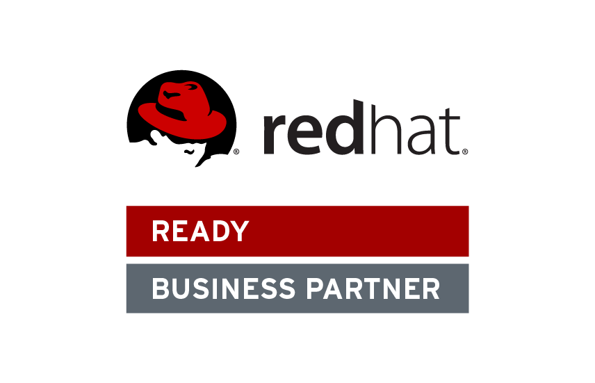 We're proud to announce our partnership with Red Hat Inc!