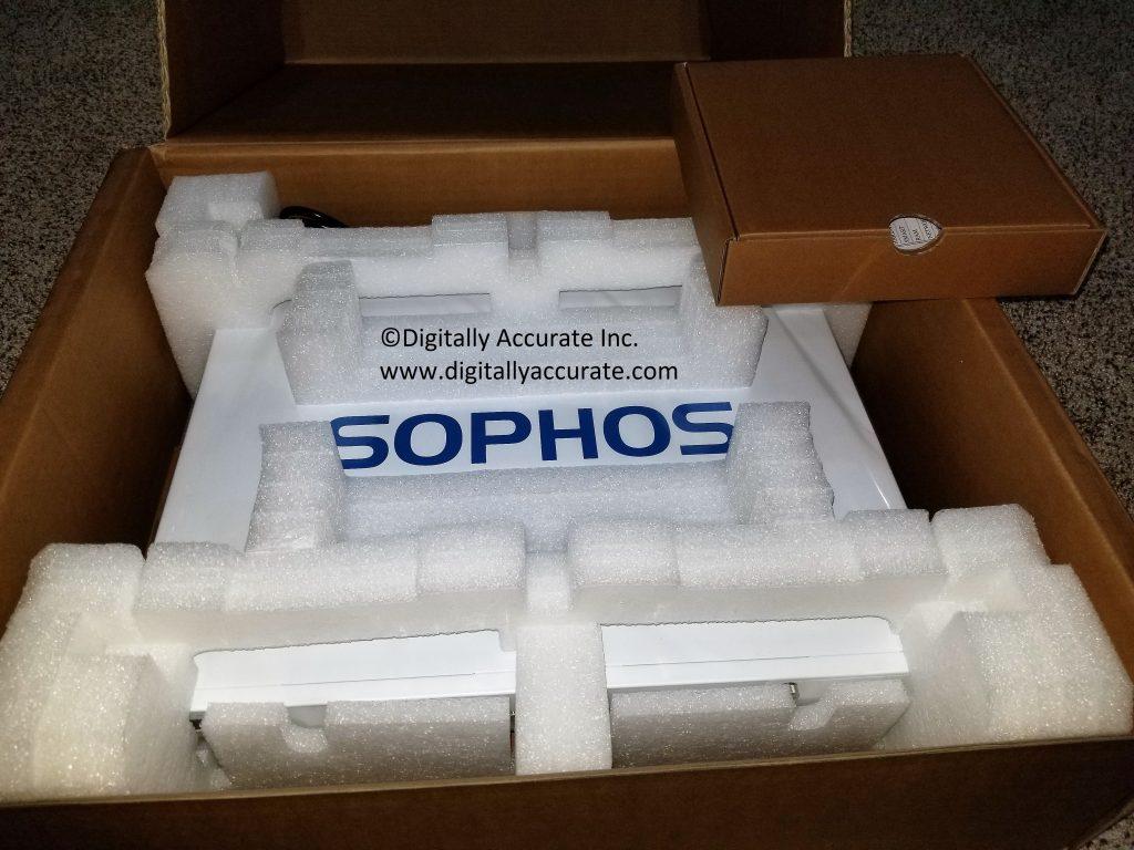 Sophos UTM SG 230 Box