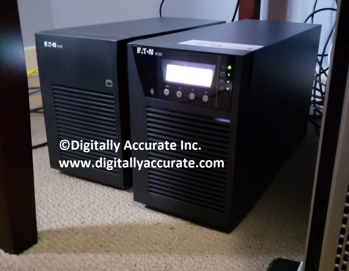 Got Battery Backup? Try the Eaton 9130 UPS and EBM