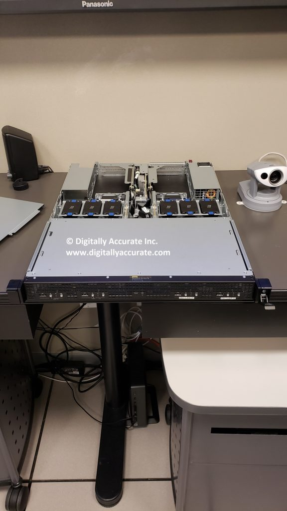 HPe IoT Edge 1U Rack