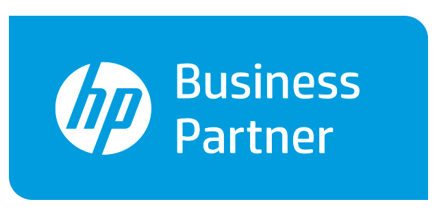 HP Inc. Business Partner Logo