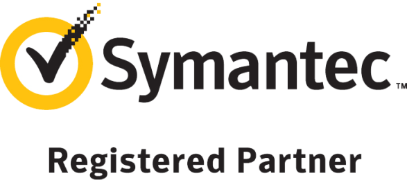 Symantec Broadcom Partner Logo